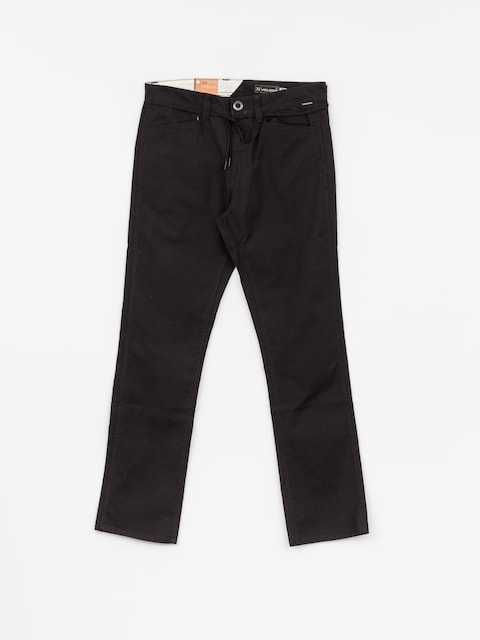 Kalhoty Volcom Vsm Gritter Modern (blk)