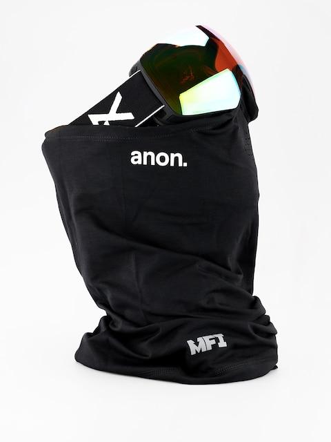 Brýle na snowboard Anon Mig Mfi (black/sonar green)