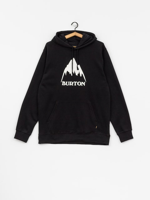 Mikina s kapucí Burton Clssmtnhgh HD (true black)
