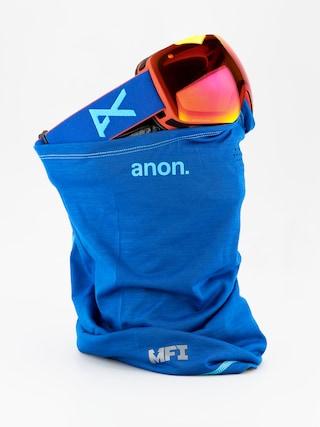 Brýle na snowboard Anon Mig Mfi (blue/sonar irblue)