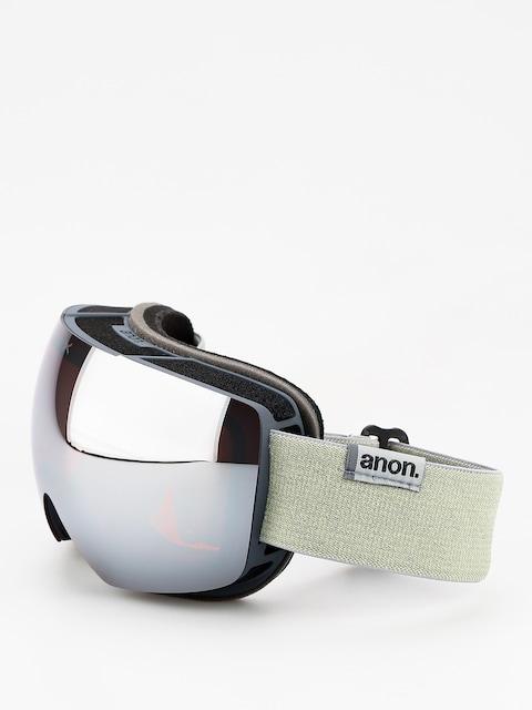 Brýle na snowboard Anon Mig (minimal/sonar silver)