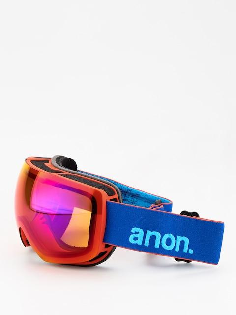 Brýle na snowboard Anon Mig (blue/sonar irblue)