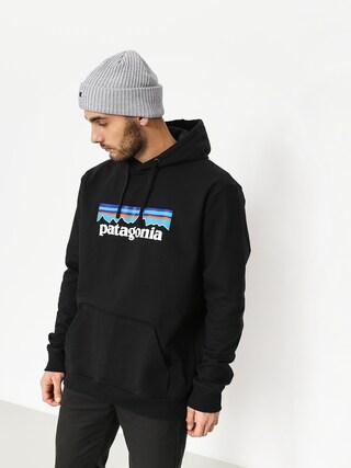 Mikina s kapucí Patagonia Logo Uprisal HD (black)