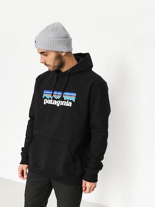 Mikina s kapucu00ed Patagonia Logo Uprisal HD (black)