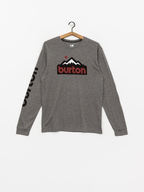 Triko Burton Trlmte Actv (gray heather)