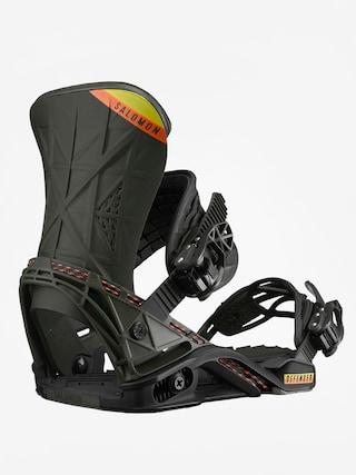 Snowboardovu00e9 vu00e1zu00e1nu00ed Salomon Defender (black/olive)