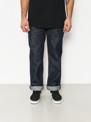 Kalhoty Brixton Labor 5 Pkt Denim (raw indigo)