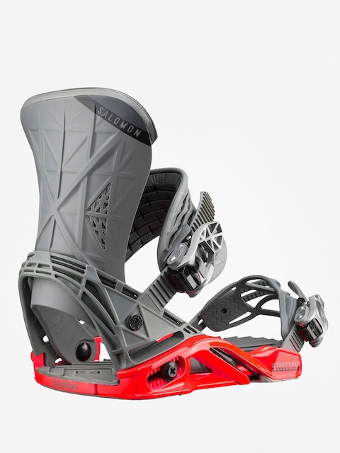 Snowboardové vázání Salomon Defender (grey/red)