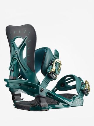Snowboardovu00e9 vu00e1zu00e1nu00ed Salomon Nova Wmn (teal green)