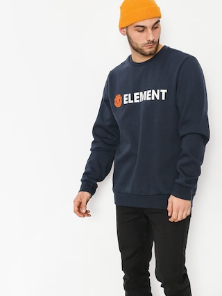 Mikina Element Blazin Crew (eclipse navy)
