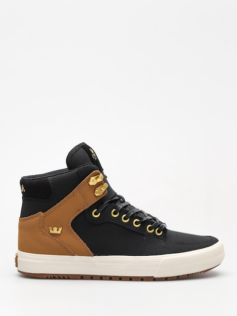 Boty Supra Vaider Cw (black/tan bone)