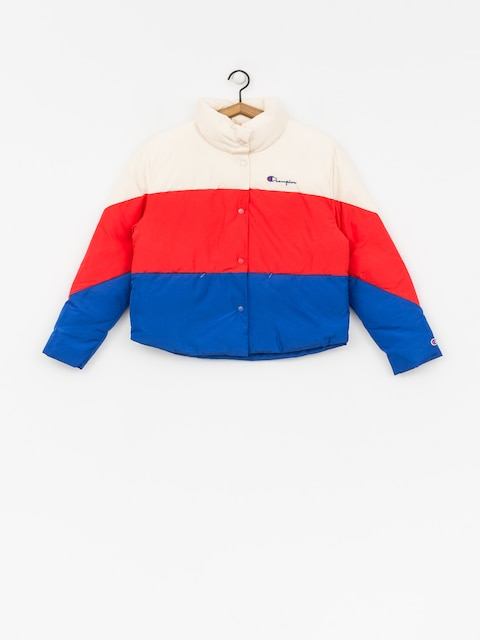 Bunda Champion Jacket Wmn (sns/red/bai)