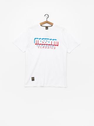 Tričko MassDnm Sacrifice (white)