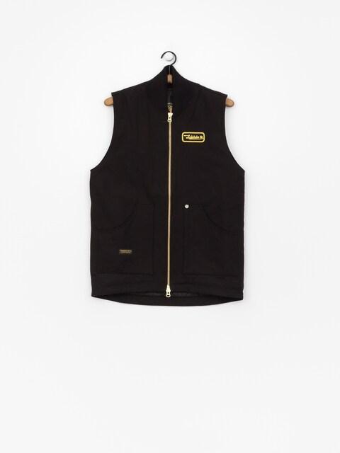 Bunda Turbokolor Kamizelka Vest (black)