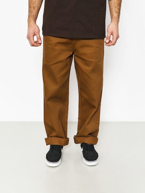 Kalhoty Carhartt WIP Craft (hamilton brown)