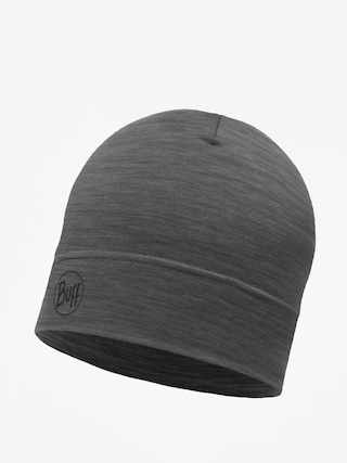 u010cepice Buff Lw Merino Wool (solid grey)
