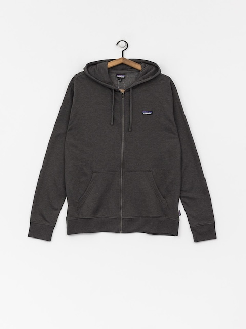 Mikina s kapucí Patagonia Label Lw ZHD (forge grey)