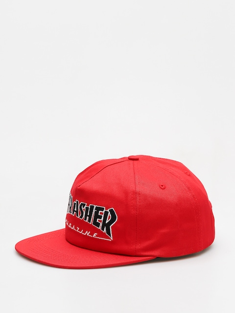 Kšiltovka  Thrasher Outlined Snapback