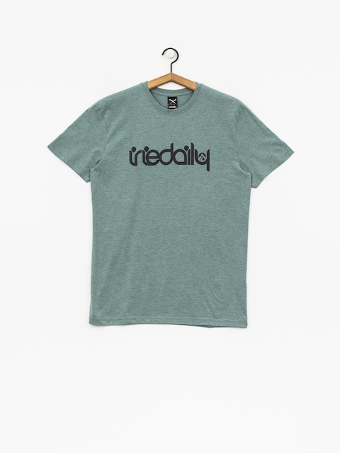 Tričko Iriedaily No Matter 4 (mint grey)