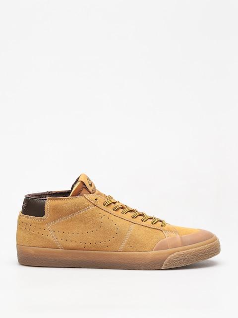 Boty Nike SB Sb Zoom Blazer Chukka Xt Premium (bronze/bronze baroque brown)