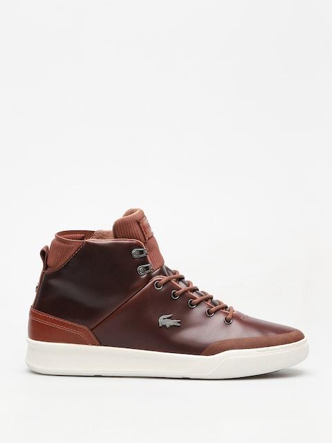 Boty Lacoste Explorateur Classic 318 1 (dark tan/brown)