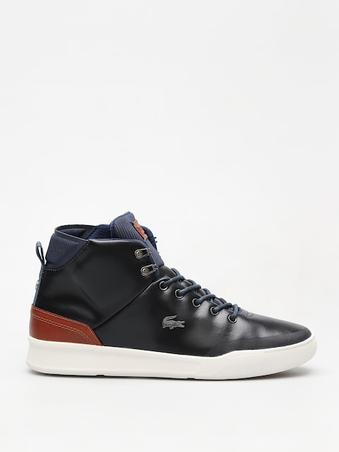 Boty Lacoste Explorateur Classic 318 1 (navy/brown)