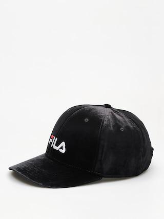 Kšiltovka  Fila Velvet ZD (black)