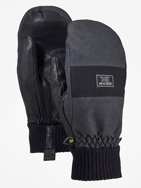 Rukavice Burton Dam mitt (true black wax)