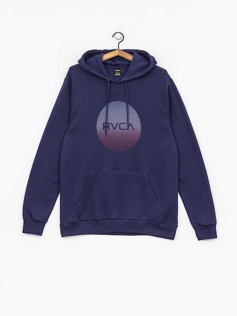 Mikina s kapucí RVCA Rvca Motors HD (blue depths)