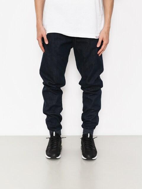 Kalhoty El Polako Jogger Little Classic (dark blue)