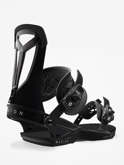 Snowboardové vázání Union Falcor (black)