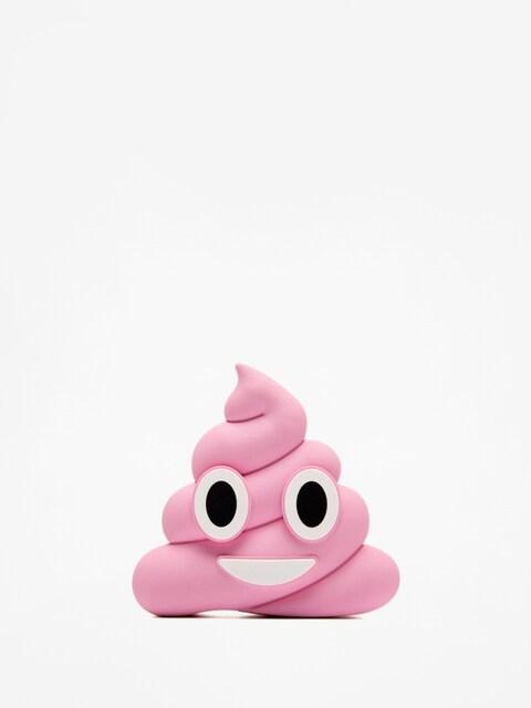Ostatní Powerbanka MojiPower Pink Poo (pink)
