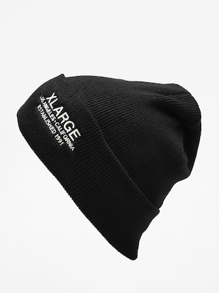 Čepice XLARGE Established Cuffed (black)