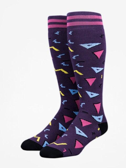 Ponožky Stinky Socks Purple (purple)