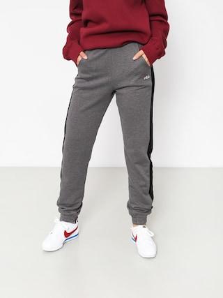Kalhoty Fila Crown Cuff Wmn (mid grey melange)