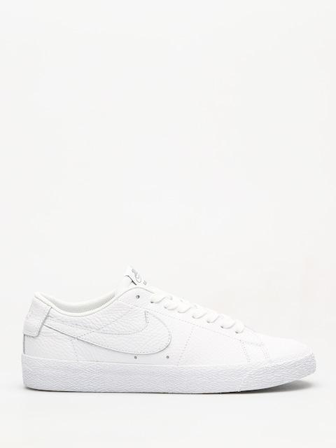 Boty Nike SB Sb Zoom Blazer Low Nba (white/white rush blue university red)