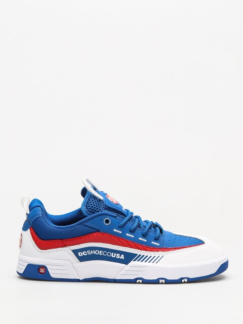 Boty DC Legacy98 Slim (blue/red/white)