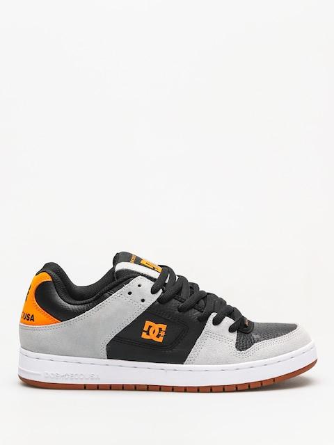 Boty DC Manteca (grey/black/orange)