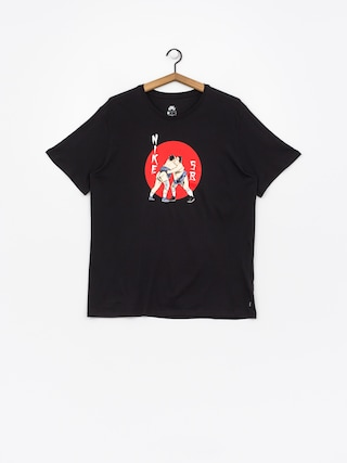 Tričko Nike SB Sb Wrestler (black)