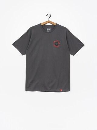 Tričko Spitfire Classic Bghd (charcoal/red)