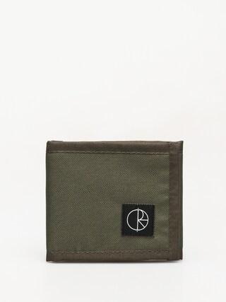 Peněženka Polar Skate Cordura Wallet (olive)