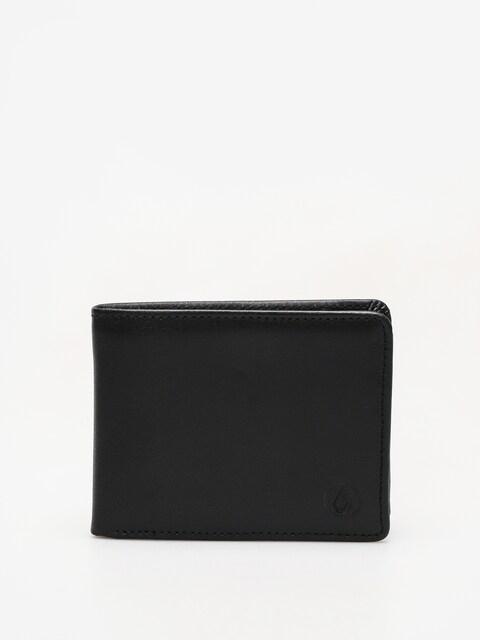 Peněženka Volcom Strangler Lth (blk)