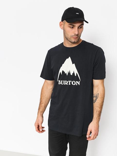 Tričko Burton Clssmtnhgh (true black)