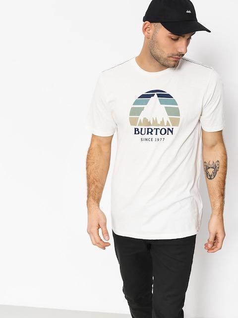 Tričko Burton Underhill (stout white)