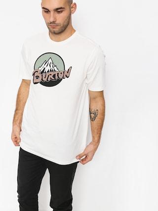 Tričko Burton Retro Mtn (stout white)