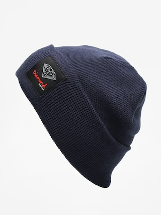 u010cepice Diamond Supply Co. Og Sign Beanie (navy)
