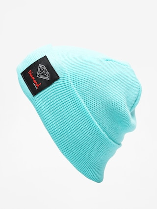 Čepice Diamond Supply Co. Og Sign Beanie (diamond blue)