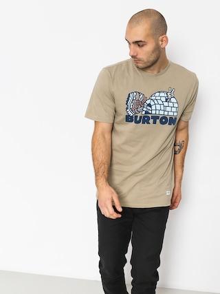 Tričko Burton Cupajo (silver sage)