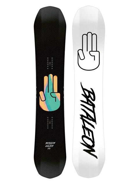 Snowboard Bataleon Goliath (white/black)