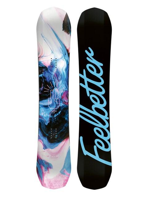 Snowboard Bataleon Feelbetter Wmn (black/blue)